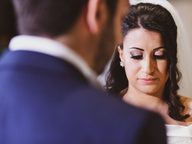 Il matrimonio di Gianpaolo e Federica a Roccavivara, Campobasso 31