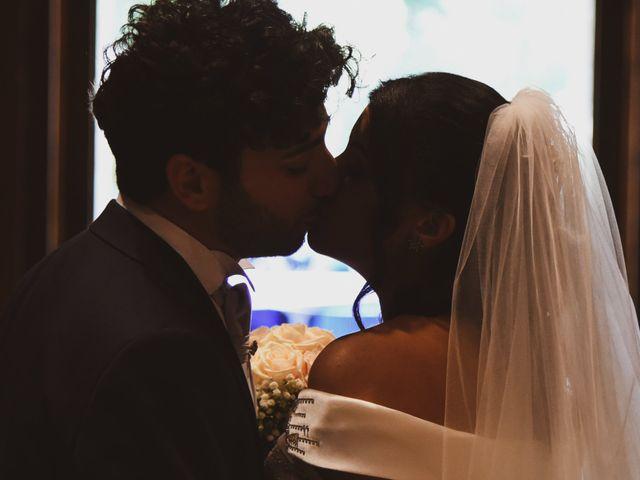 Il matrimonio di Gianpaolo e Federica a Roccavivara, Campobasso 39