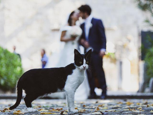 Le nozze di Federica e Gianpaolo