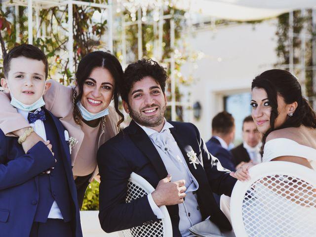 Il matrimonio di Gianpaolo e Federica a Roccavivara, Campobasso 61