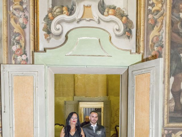 Il matrimonio di Salvatore e Simona a Modena, Modena 45