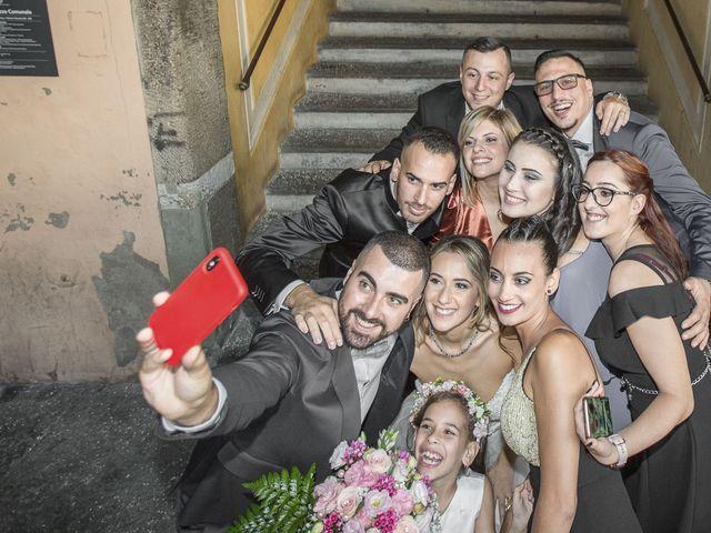 Il matrimonio di Salvatore e Simona a Modena, Modena 64
