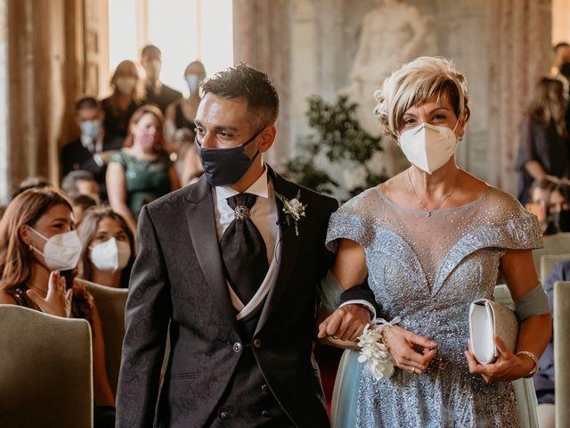 Il matrimonio di Massimiliano e Irene a Roma, Roma 10