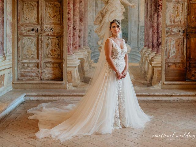 Il matrimonio di Massimiliano e Irene a Roma, Roma 2