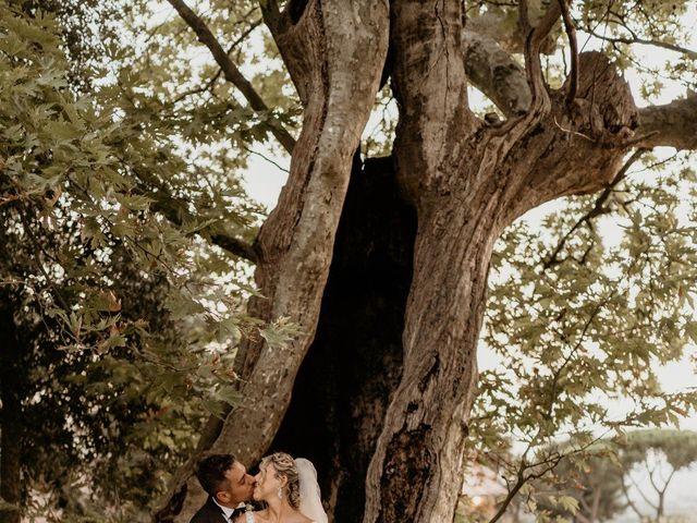 Il matrimonio di Massimiliano e Irene a Roma, Roma 12