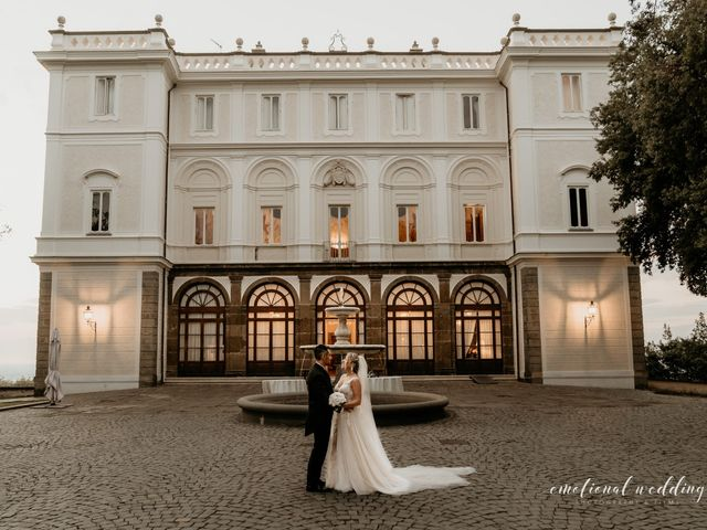 Il matrimonio di Massimiliano e Irene a Roma, Roma 13