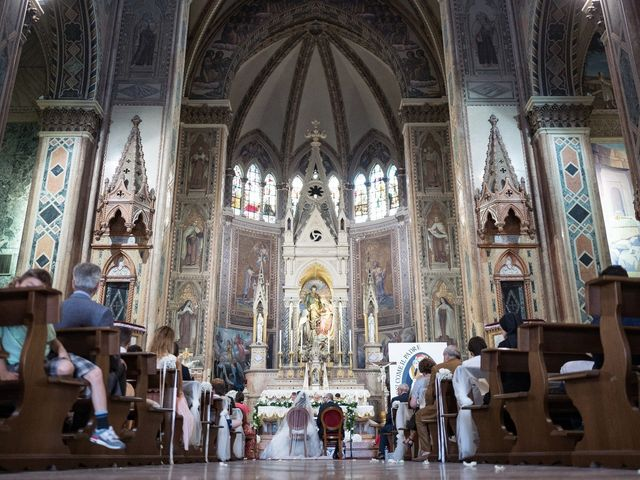 Il matrimonio di Simone e Valentina a Verona, Verona 10