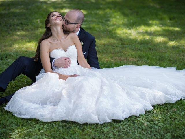 Il matrimonio di Simone e Valentina a Verona, Verona 16