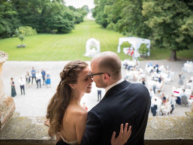 Il matrimonio di Simone e Valentina a Verona, Verona 18