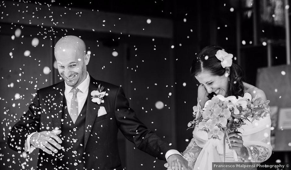 Il matrimonio di Alberto e Daniela a Crespellano, Bologna
