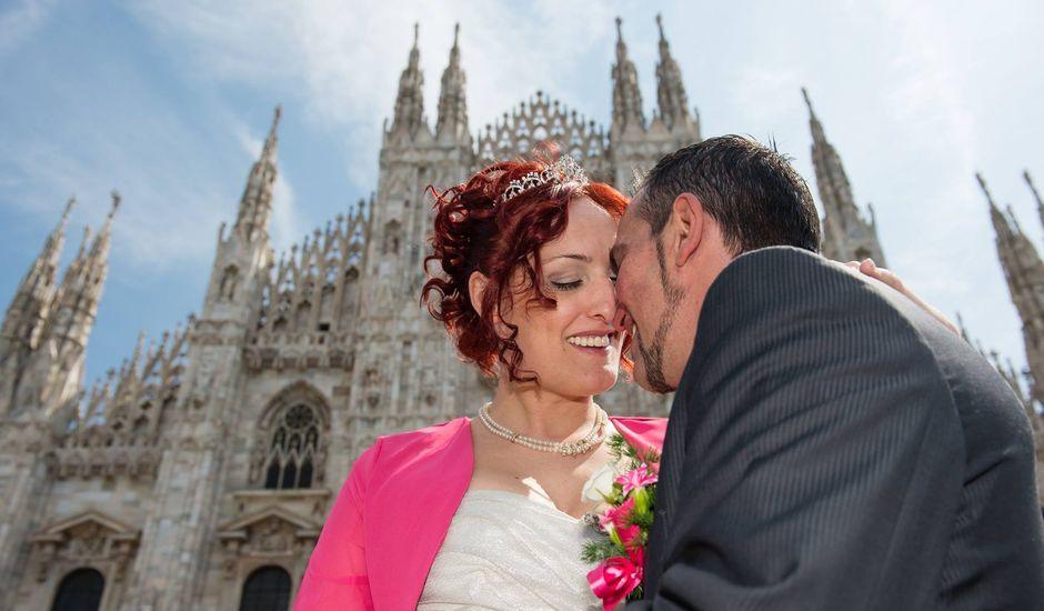 Il matrimonio di Daniele e Francesca a Milano, Milano