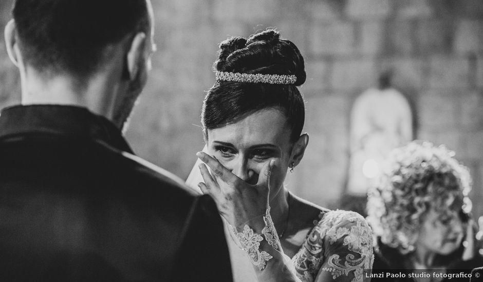 Il matrimonio di Andrea e Alessandra a Viterbo, Viterbo