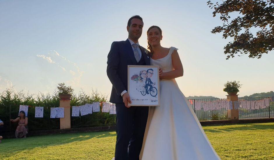 Il matrimonio di Marco e Greta a Asti, Asti