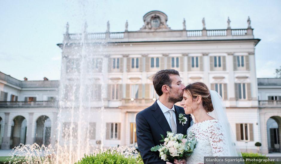 Il matrimonio di Marco e Federica a Cassano d'Adda, Milano
