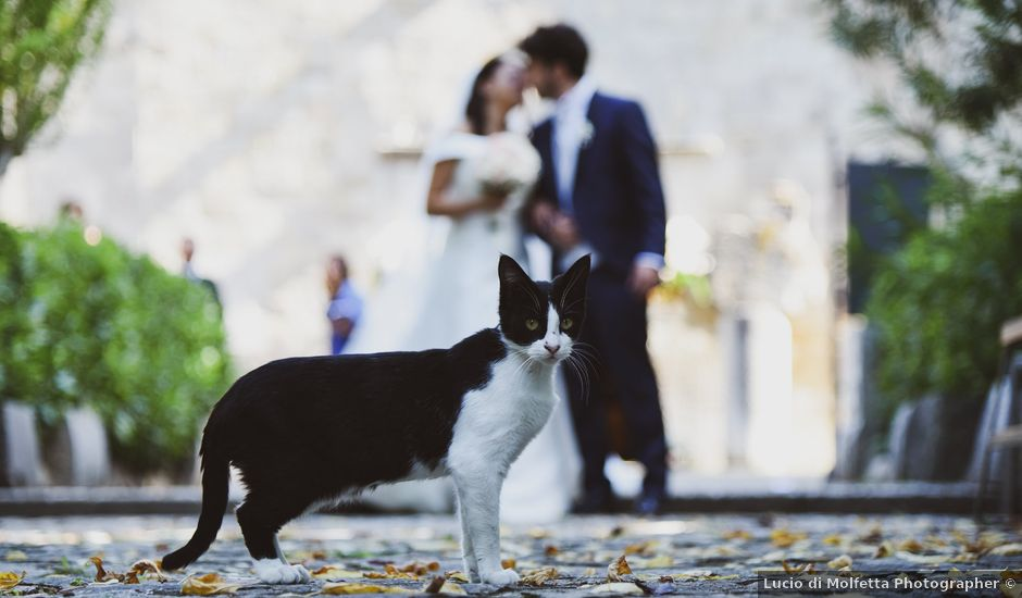 Il matrimonio di Gianpaolo e Federica a Roccavivara, Campobasso