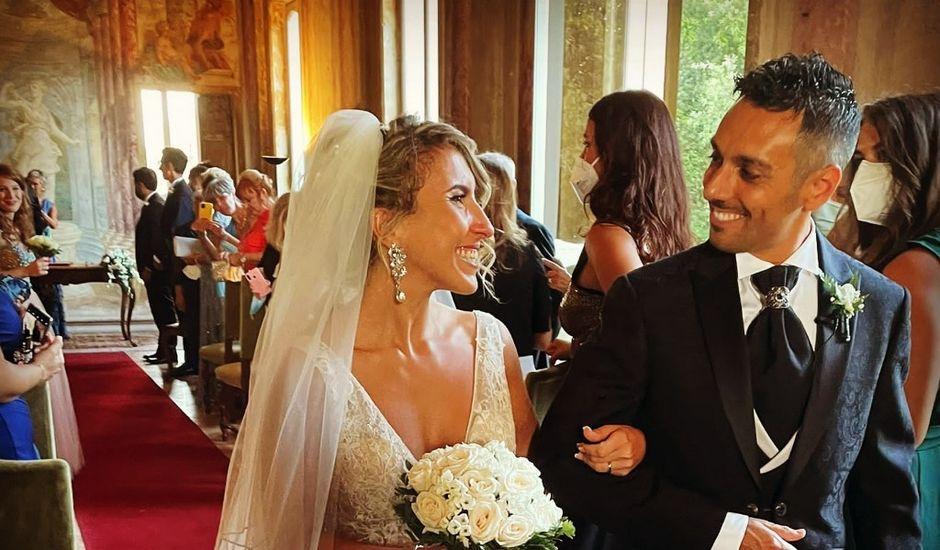 Il matrimonio di Massimiliano e Irene a Roma, Roma