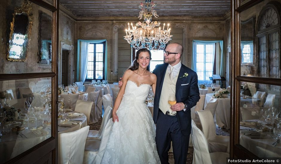 Il matrimonio di Simone e Valentina a Verona, Verona