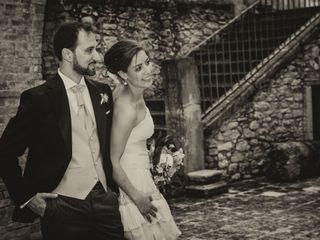 Le nozze di Marina e Luca
