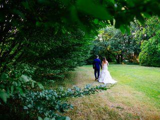 Le nozze di Tiziana e Vincenzo 1