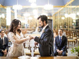 le nozze di Zahra e Mario 1
