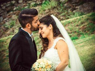 Le nozze di Elisa e Kevin 1