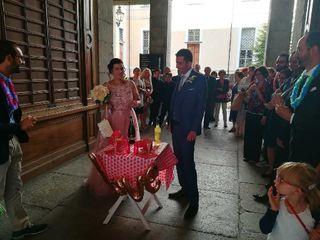 Le nozze di Nina  e Enrico  2