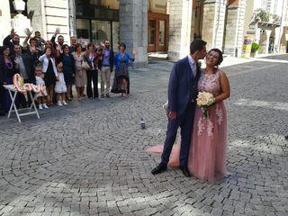 Le nozze di Nina  e Enrico