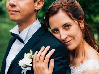 Le nozze di Chiara e Walter