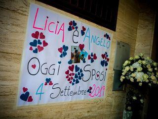 Le nozze di Lucia e Angelo 1