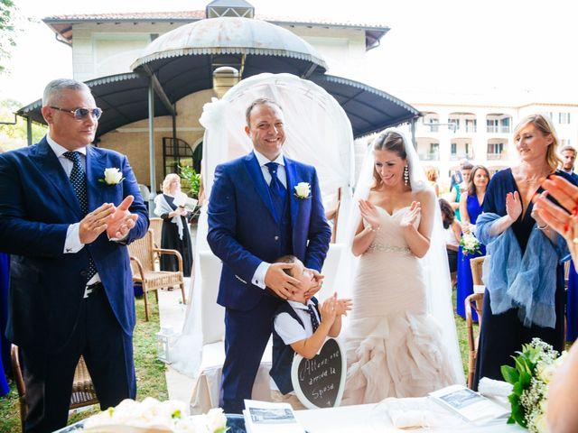 Il matrimonio di Vincenzo e Tiziana a Vimercate, Monza e Brianza 28