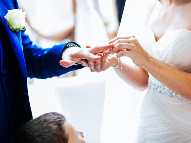 Il matrimonio di Vincenzo e Tiziana a Vimercate, Monza e Brianza 24