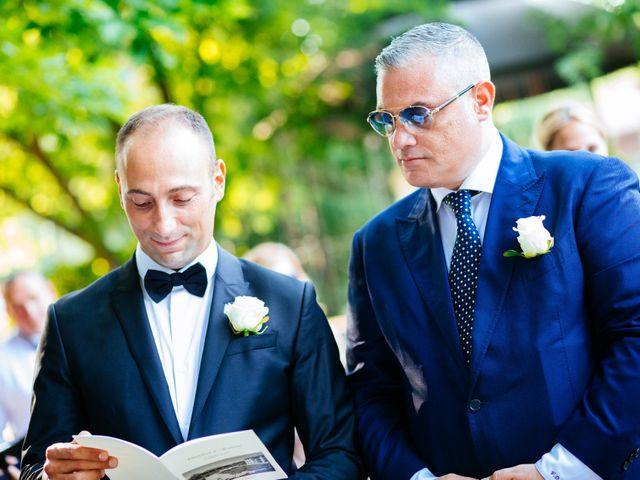 Il matrimonio di Vincenzo e Tiziana a Vimercate, Monza e Brianza 25