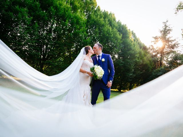 Il matrimonio di Vincenzo e Tiziana a Vimercate, Monza e Brianza 2