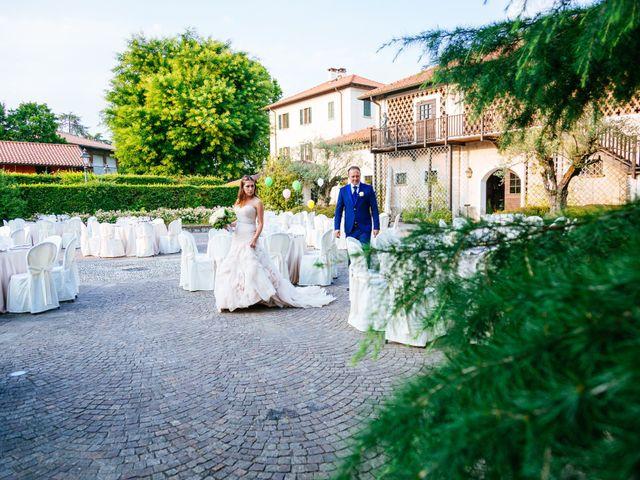 Il matrimonio di Vincenzo e Tiziana a Vimercate, Monza e Brianza 33