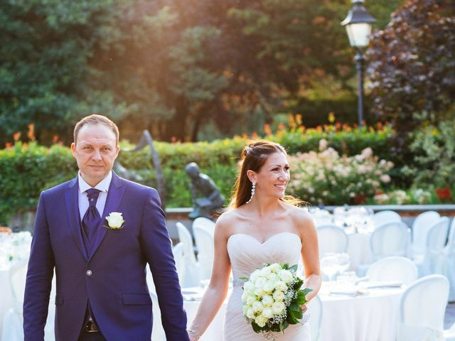 Il matrimonio di Vincenzo e Tiziana a Vimercate, Monza e Brianza 31