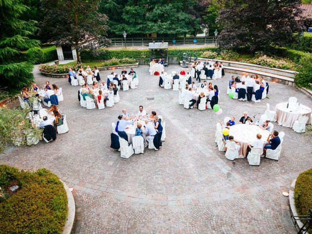 Il matrimonio di Vincenzo e Tiziana a Vimercate, Monza e Brianza 34