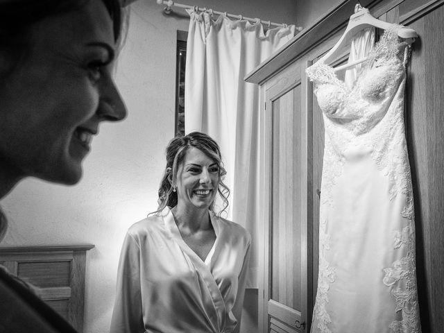 Il matrimonio di Etienne e Stephanie a Cerrione, Biella 2