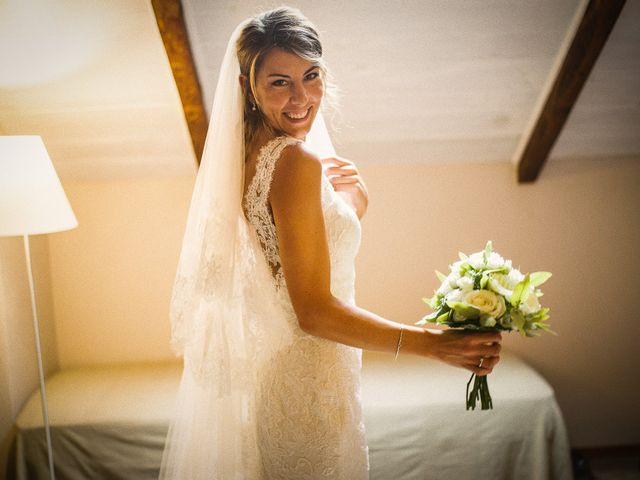 Il matrimonio di Etienne e Stephanie a Cerrione, Biella 5