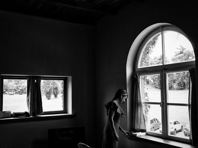 Il matrimonio di Etienne e Stephanie a Cerrione, Biella 11