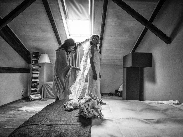 Il matrimonio di Etienne e Stephanie a Cerrione, Biella 14