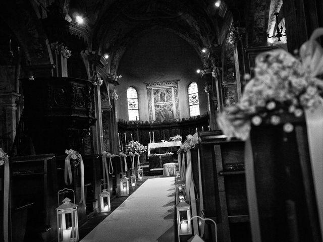 Il matrimonio di Etienne e Stephanie a Cerrione, Biella 16