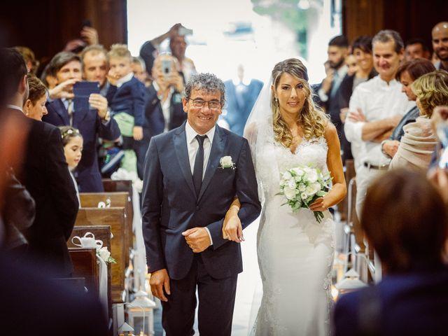 Il matrimonio di Etienne e Stephanie a Cerrione, Biella 18