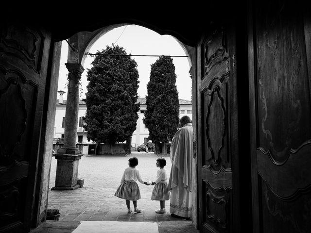 Il matrimonio di Etienne e Stephanie a Cerrione, Biella 19