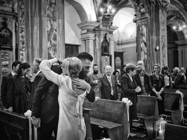 Il matrimonio di Etienne e Stephanie a Cerrione, Biella 20