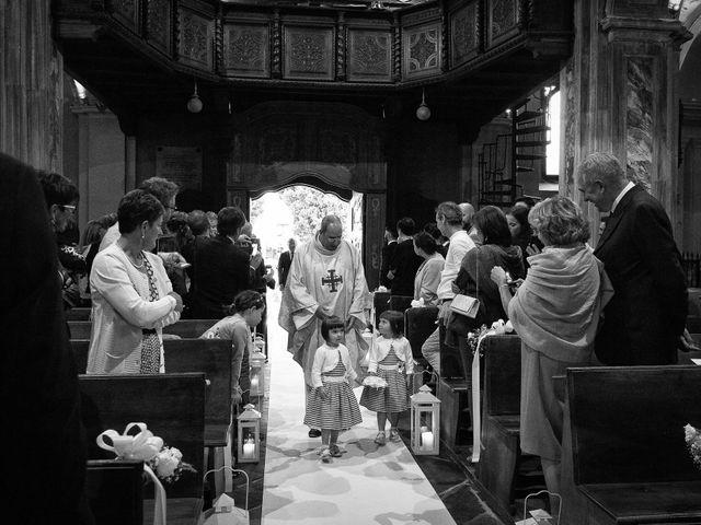 Il matrimonio di Etienne e Stephanie a Cerrione, Biella 21
