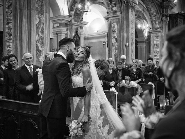 Il matrimonio di Etienne e Stephanie a Cerrione, Biella 22