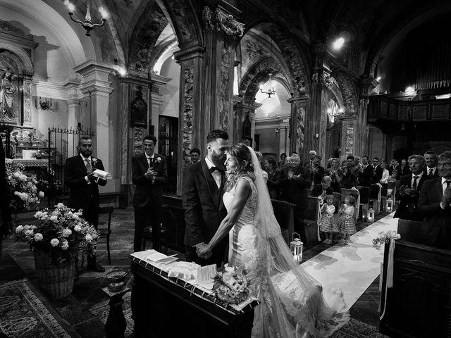 Il matrimonio di Etienne e Stephanie a Cerrione, Biella 24