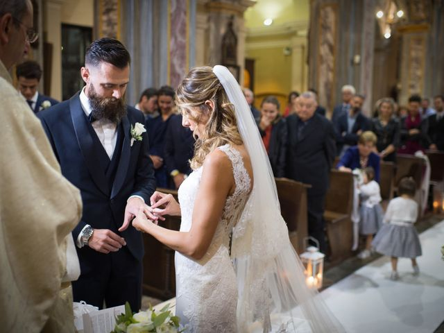 Il matrimonio di Etienne e Stephanie a Cerrione, Biella 25