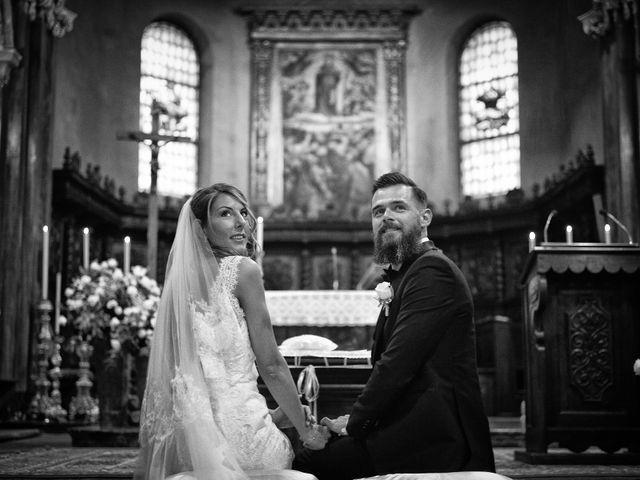 Il matrimonio di Etienne e Stephanie a Cerrione, Biella 27