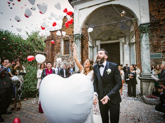Il matrimonio di Etienne e Stephanie a Cerrione, Biella 28